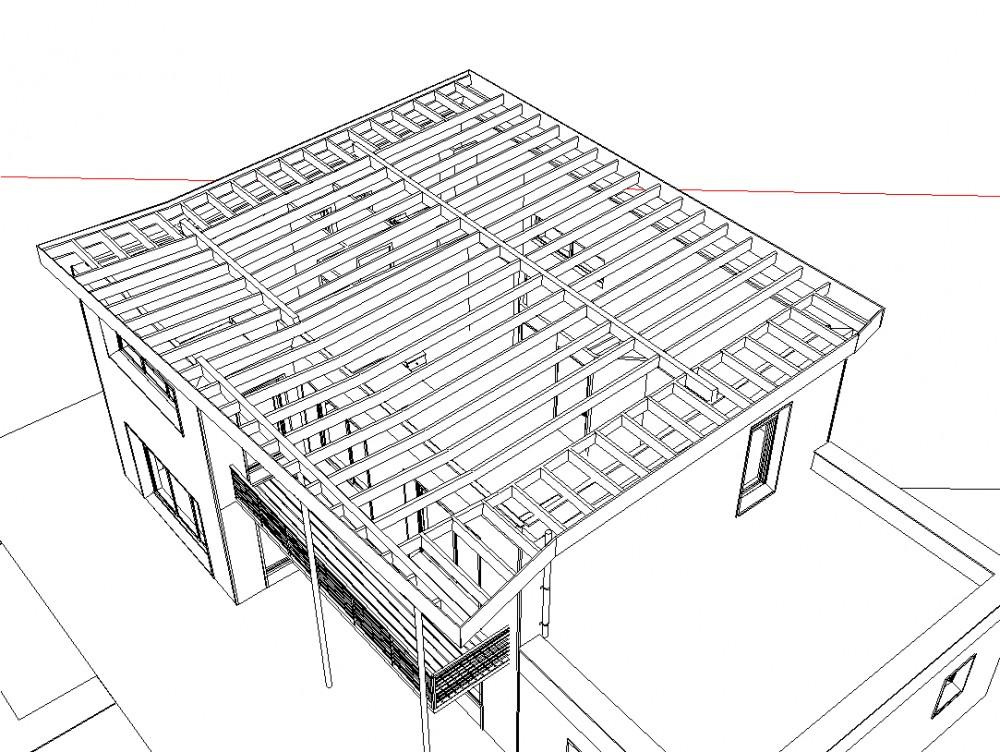 charpente 3D 1